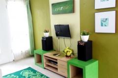 Villa-Rumah-Daun-tv