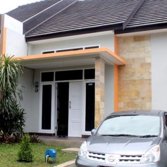 Villa Syandana (Depan Eco Green Park) ***