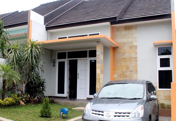 Villa Syandana (Depan Eco Green Park) | 2 Kamar