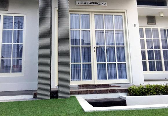 villa all new cappuccino