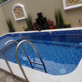 Villa Heritage (Sebelah Museum Angkut) | 5 Kamar + Pool